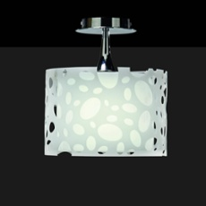 Mantra ceiling light MOON WHITE 1L, Item no. 43865