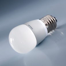 Osram Superstar Classic LED Bulb E27 6W, warmweiß, frosted frosted
