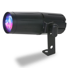 ADJ Pinspot LED Quad DMX, Réf. 30859