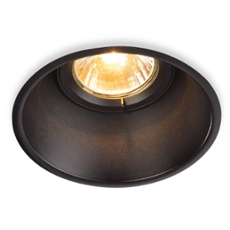SLV HORN -T GU10 Downlight black black