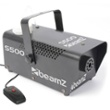 BeamZ S500 Smoke Machine incl 250ml fluid, Item no. 30418