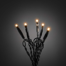 LED Lichterkette bernsteinfarben, ArtNr. 97205