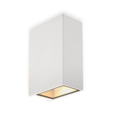 SLV QUAD 2 XL wall light white white