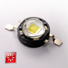 Seoul Z-Power LED P4, red, 108lm without PCB (Emitter)